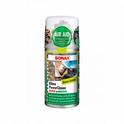 """SONAX Klima Power Cleaner- Очиститель системы кондиционирования """"Зеленый лимон"""", 100 мл"""