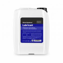 Shine Systems Lubricant - лубрикант для работы с глиной и автоскрабами, 5 л
