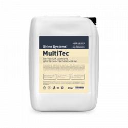 Shine Systems MultiTec - активный шампунь для бесконтактной мойки, 20 кг