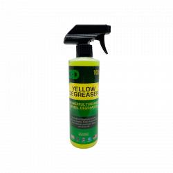 3D Yellow Degreaser - Средство для удаления тормозной пыли и жирных пятен с покрышек, 480мл