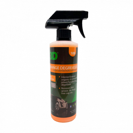 3D Orange Degreaser - Чистящее средство для салона и кузова, 480 мл