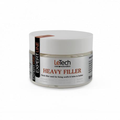 LeTech Expert Line Heavy Filler (100ml) - Густой ремонтный состав