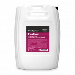 Shine Systems PinkFoam - активный шампунь для бесконтактной мойки, 60 кг (возвратная тара)