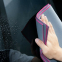 PURESTAR Wonder GlassTowell - Плотная микрофибра для стекол с высоким впитыванием, 40*50см, 260 г/м2
