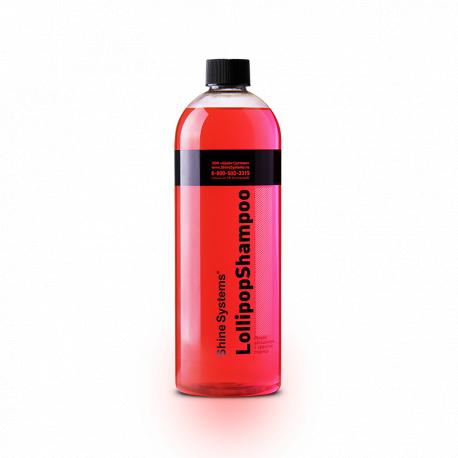 Shine Systems LollipopShampoo - ручной автошампунь с эффектом леденца, 750 мл