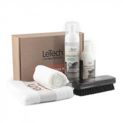 LeTech Furniture Clinic Expert Line Leather Care Kit - Малый набор для ухода за кожей