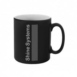 "Shine Systems Кружка ""Black"""
