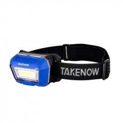 TAKENOW Rechargeable led head lamp - Фонарь налобный сенсорный ультра легкий
