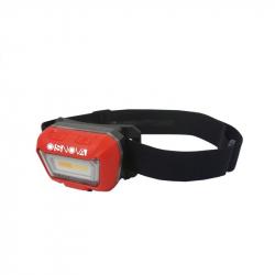 OSNOVALED Налобный ультра лёгкий фонарь с функцией подбора цвета, 160 Lm IP65