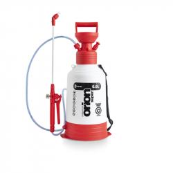 KWAZAR Heavy duty ACID Orion Спреер для кислот pH 1-4, красный 6 л