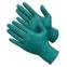 "GWARD Indy Touch Перчатки нитриловые усиленные, размер ""XL"", цвет зеленый 100 шт"