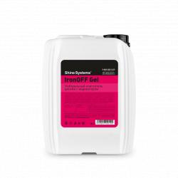 Shine Systems IronOFF Gel - нейтральный очиститель дисков с индикатором, 5 л