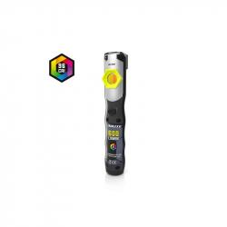 UNILITE Инспекционный фонарь CRI 96+, 600 Lm, 5 цвет. темп.+ УФ, 2500 mAh, IP65