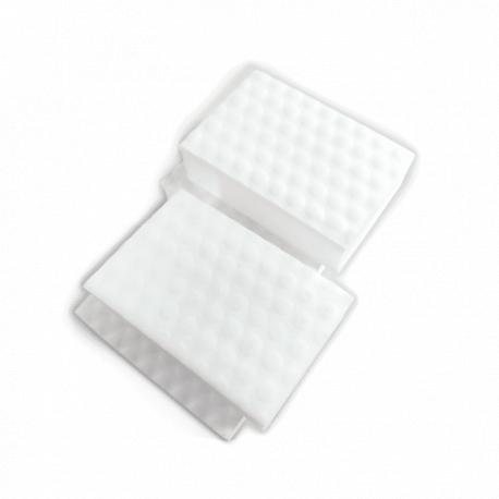 Shine Systems Magic Sponge - губка меламиновая 9*6*3 см, 4шт.