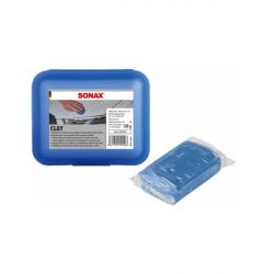 SONAX ProfiLine Clay -  Глиняный брусок для очистки окрашенных поверхностей, 100гр.