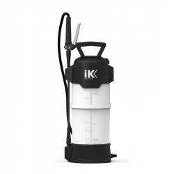 GOIZPER IK MULTI Pro 9 - Спреер накачной для кислот, черный, 9 л