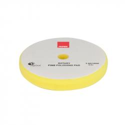RUPES FINE Полировальный диск мягкий желтый 160мм для ROTARY