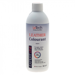 LeTech Expert Line Leather Colourant White (500ml) - Краска для кожи Белый