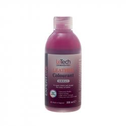 LeTech Expert Line Leather Colourant Bordeaux (200ml) - Краска для кожи Бордовый