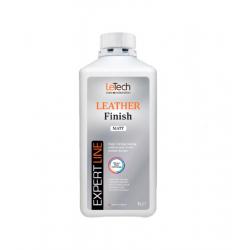 LeTech Expert Line Leather Finish Matt (1000ml) - Защитный лак для кожи, матовый