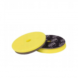 ZviZZer ALL-ROUNDER Полировальный круг желтый мягкий антигогограмный 140/20/125 мм