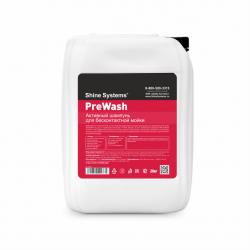 Shine Systems PreWash - активный шампунь для бесконтактной мойки, 20 кг