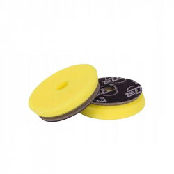 ZviZZer ALL-ROUNDER Полировальный круг желтый мягкий антигогограмный 90/20/80 мм