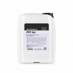 Shine Systems PPF Gel - установочный гель, 5 л