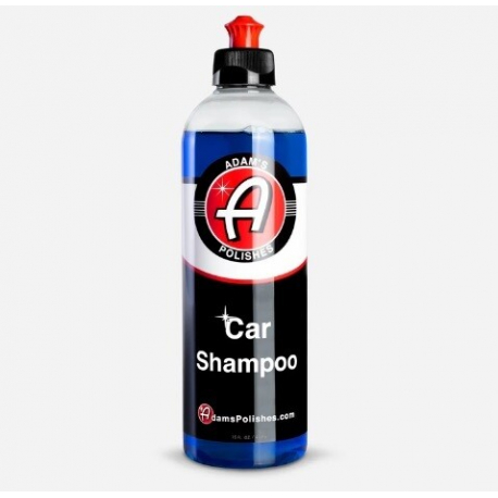 Adam's Car Shampoo - Шампунь для ручной мойки автомобиля, 473мл