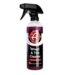 Adam's Wheel&Tire Cleaner - Очищающее средство для дисков и резины, 473л