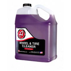 Adam's Wheel&Tire Cleaner - Очищающее средство для дисков и резины, 3,79л