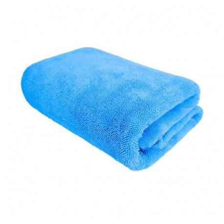 PURESTAR Twist Drying Towel Blue - Сушащее мягкое полотенце из микрофибры, син. 70*90см., 530 г/м2