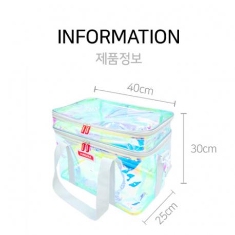 PURESTAR Towel bag neon - Сумка для автокосметики и микрофибры. 40х25х30