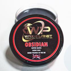 Wax Planet Obsidian - Супер глянцевый шоу воск 50мл