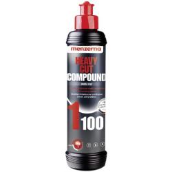 MENZERNA  Heavy Cut Compound -Fast Gloss - Одношаговая крупнозернистая полировальная паста 250 мл.