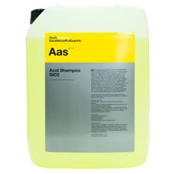 Koch Chemie ACID SHAMPOO, 11 кг - Шампунь для керамических лаков