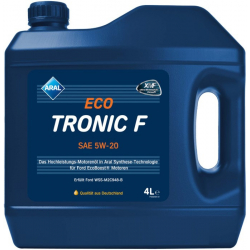 ARAL ECO TRONIC F 5W-20 4L - масло моторное