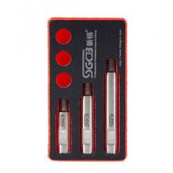 SGCB Набор насадок-удлиннителей для полировки М14, 3 шт