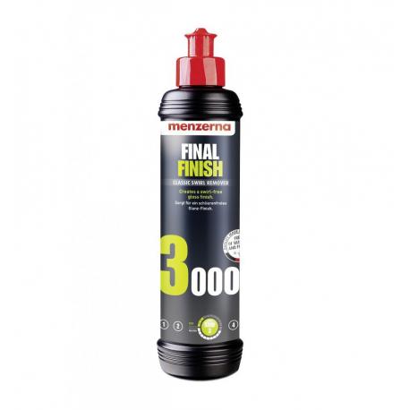 MENZERNA Final Finish 3000 (FF3000) Финишная антиголограммная паста 250 мл.