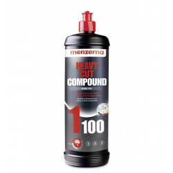 MENZERNA Heavy Cut Compound 1100 (PG500) Одношаговая полировальная паста 1 кг.